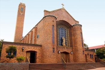 Catholic Church in Rosebank, Johannesburg, Gauteng