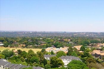 Morningside towards Sandton, Gauteng